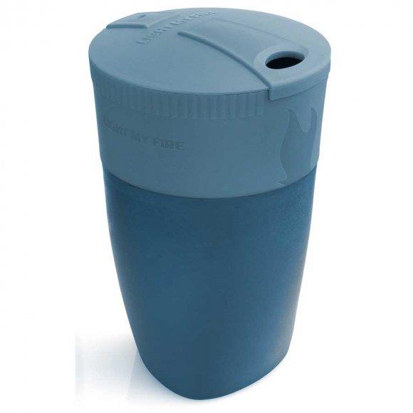 Light My Fire - Pack-up Cup BIO Hazy Blue