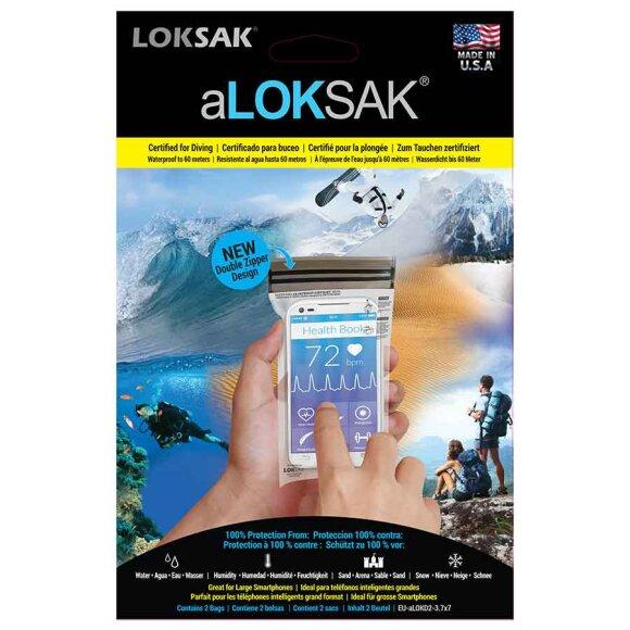 aLoksak - ALokSak 2 pak 8,98x14,44