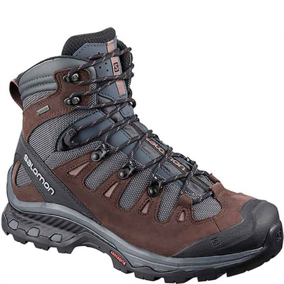 Salomon - Quest 4D 3 GTX W Ebony / Chocolate Plum / Peppercorn