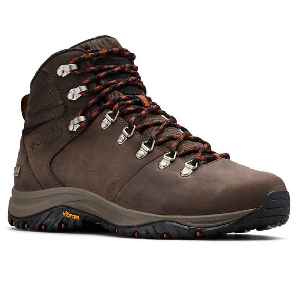 Columbia - 100MW Titanium OutDry Boot Cordovan/Dark Adobe