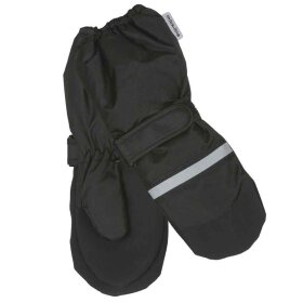 Mikk-Line - Thinsulate Mittens Black