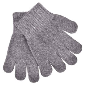 Mikk-Line - Magic Gloves Knit Grey