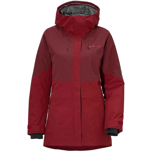 Didriksons - Alta Womens Jacket Anemon Red