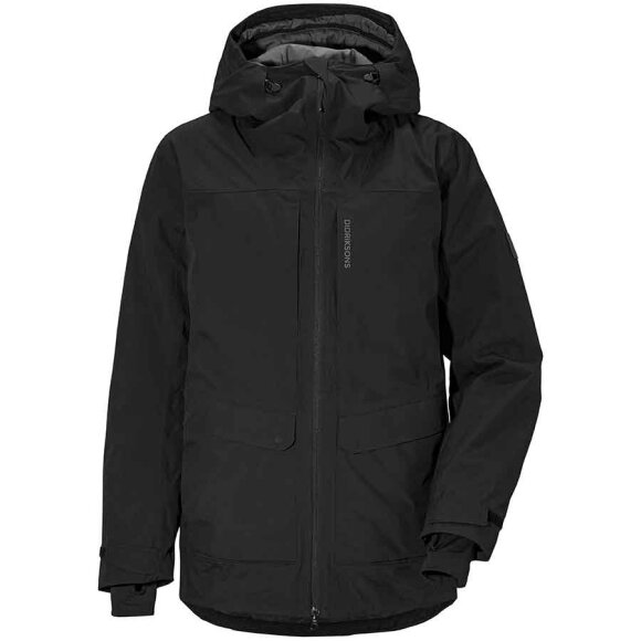Didriksons - Dale Mens Jacket Black