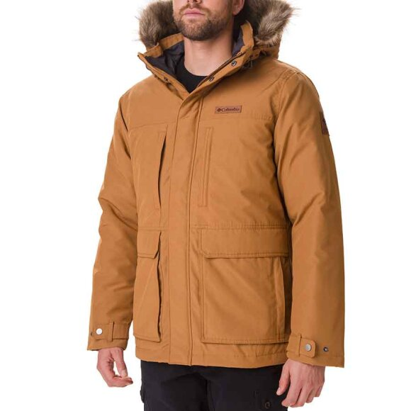 Columbia - Marquam Peak Jacket M Camel Brown