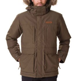 Columbia - Marquam Peak Jacket M Olive Green