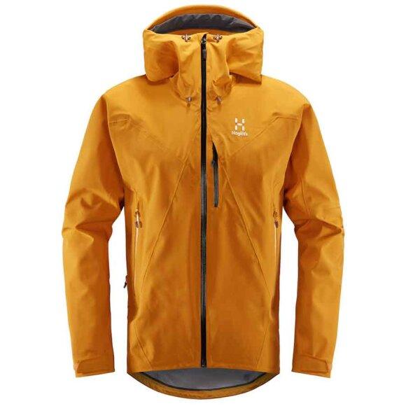 Haglöfs - LIM Touring Proof Jacket M Desert Yellow