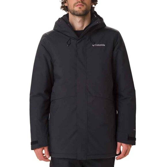 Columbia - Northbounder Turbodown Parka M Black