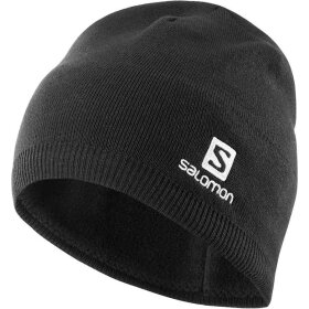 Salomon - Salomon Beanie Black