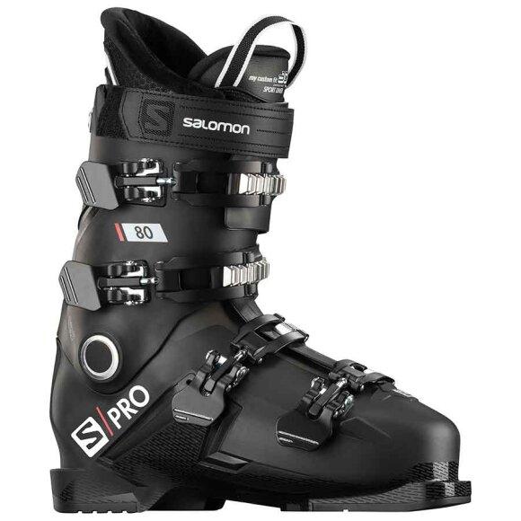 Salomon - S/PRO 80 Black