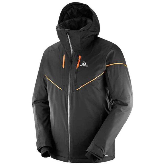 Salomon - Stormrace Jacket M Black