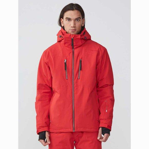Tenson - Heim Skijakke M Red