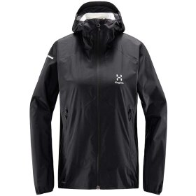 Haglöfs - L.I.M Proof Multi Jacket Women True Black