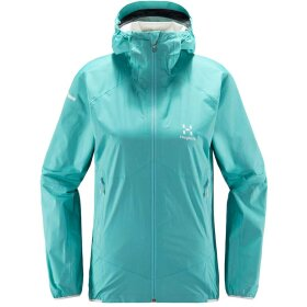Haglöfs - L.I.M PROOF Multi Jacket Women Glacier green