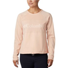 Columbia - Windgates Fleece Crew Peach