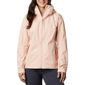 Columbia - Windgates Jacket W Peach Cloud
