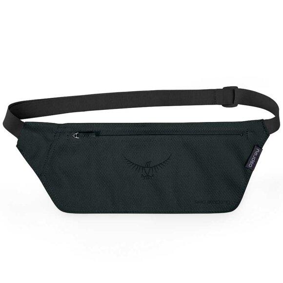 Osprey - Stealth Waist Wallet Black