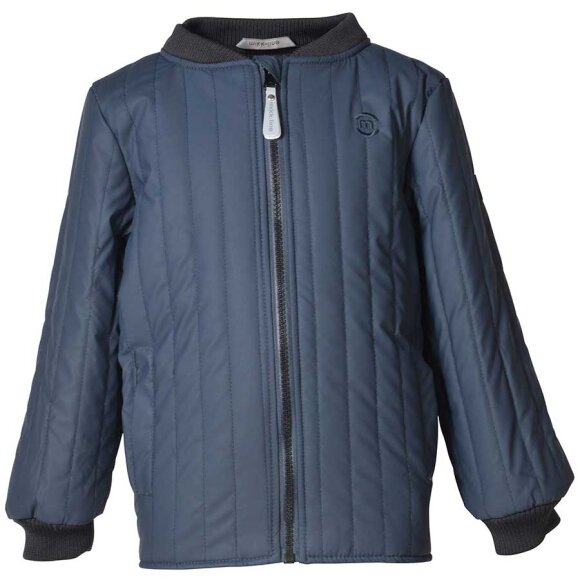 Mikk-Line - Duvet Boys Jacket Blue Nights