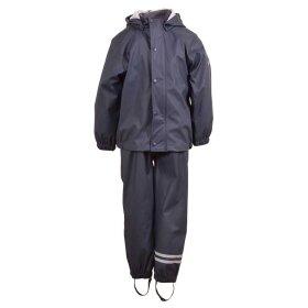 Mikk-Line - Rain Set Blue Nights Børneregnsæt