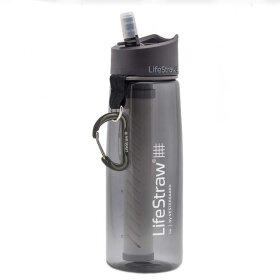 LifeStraw - Grå Lifestraw Go 2 Stage filtration drikkeflaske