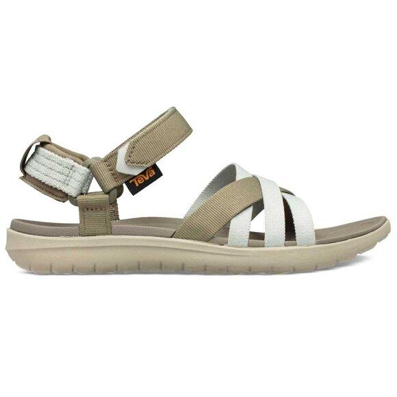 Teva - W Sanborn Sandal Burnt Olive/