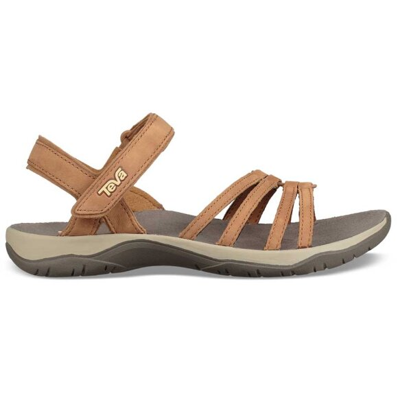 Teva - W Elzada Sandal Leather Pecan