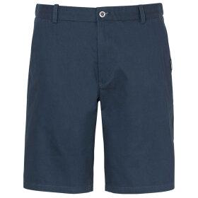 Didriksons - Hakon Shorts Navy - Bomuldshorts