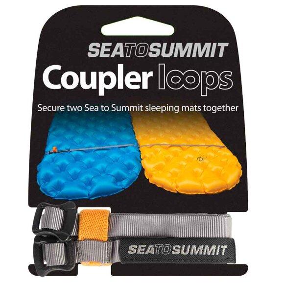 Sea To Summit - Mt Coupler Kit Loops Grey