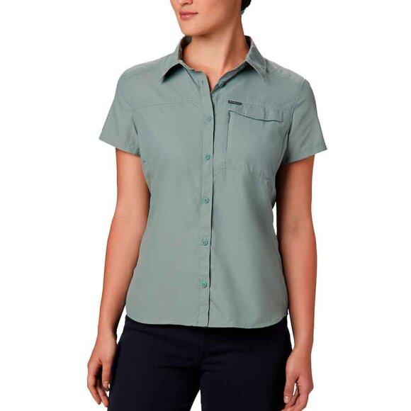 Columbia - Silver Ridge Short Sleeve - Kortærmet dameskjorte