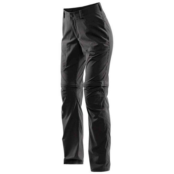 Haglöfs - Zip Off Pant Women True Black