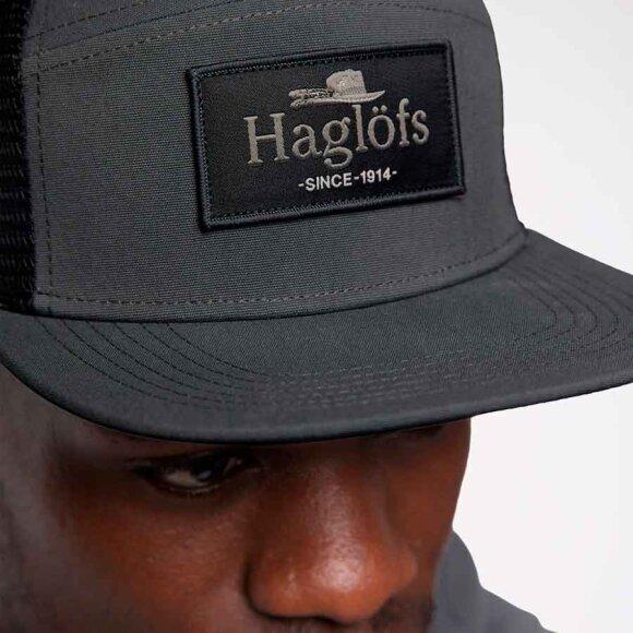 Haglöfs - Trucker Cap Magnetite