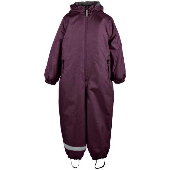 Mikk-Line - Comfort Suit Puce Brown