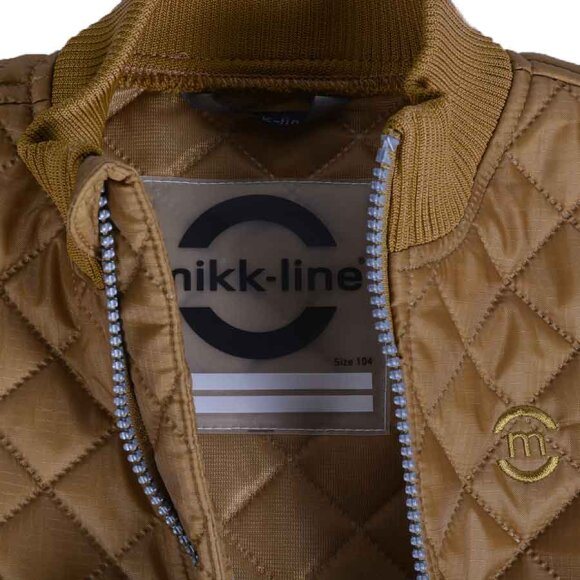 Mikk-Line - Thermal Set Golden Brown