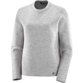 Salomon - SIGHT CREW NECK W Alloy