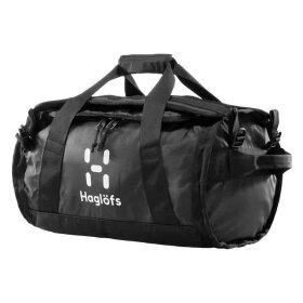 Haglöfs - Lava 30 True Black - lille duffelbag