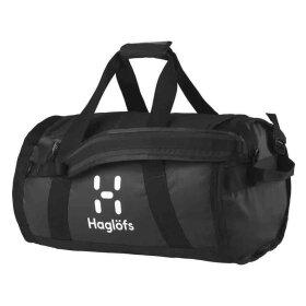 Haglöfs - Lava 50 True Black - Sort duffelbag