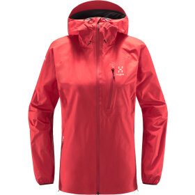 Haglöfs - LIM Jacket Women Red