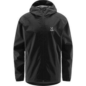 Haglöfs - Buteo Jacket Men True Black