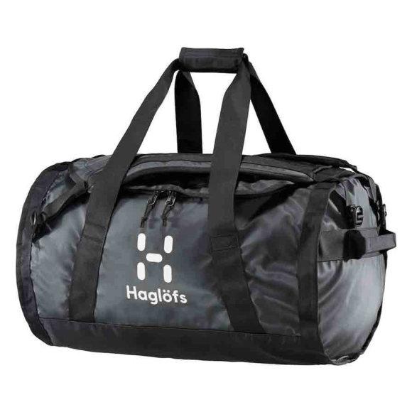 Haglöfs - Lava 70 True Black Duffelbag