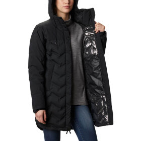 Columbia - Mountain Croo Long Down Jacket