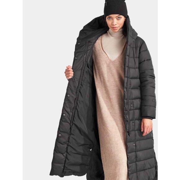 Didriksons - Stella Womens Coat Black
