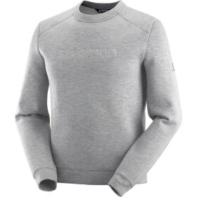 Salomon - Sight Crewneck Men Grey