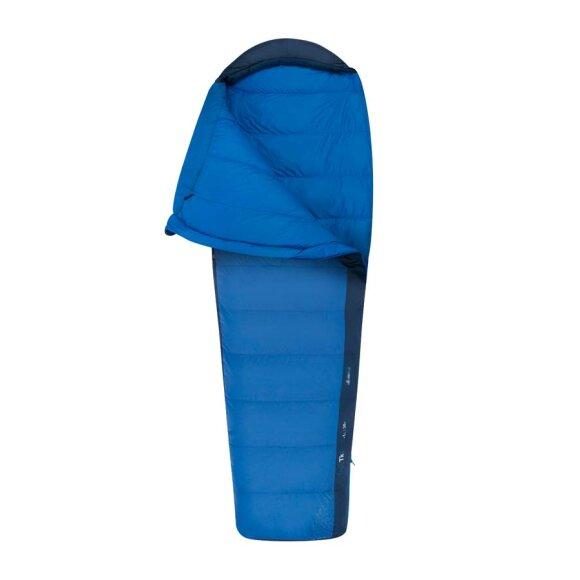 Sea To Summit - Trek TkI - Regular Left Zip Blue Dunsovepose