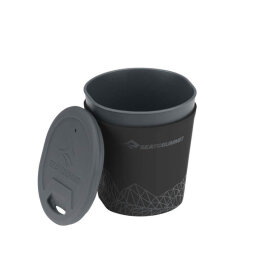 Sea To Summit - Delta Light Insulated Mug Grey