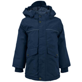 Mikk-Line - Nylon Boys Jacket Solid Blue