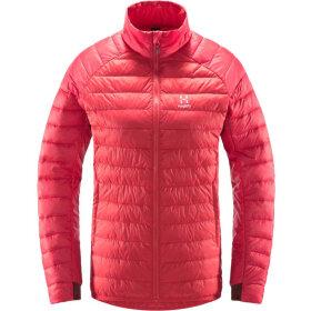 Haglöfs - W Spire Mimic Jacket Red