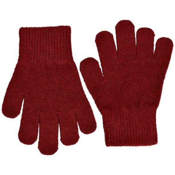 Mikk-Line - Magic Gloves Madder Brown