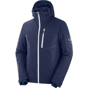 Salomon - Blast Jacket M Night Sky Skijakke