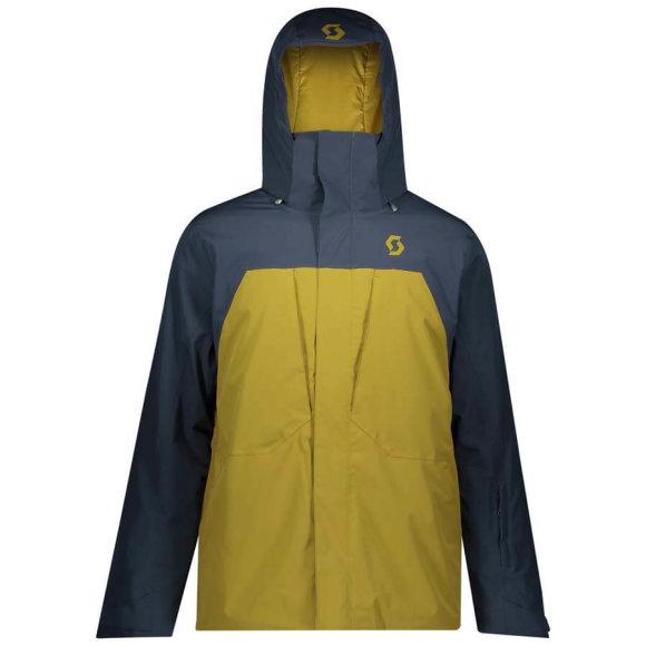 Scott - Ultimate Dryo 10 Jacket M Blue/Olive