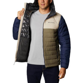Columbia - Powder Lite Hooded Jacket M